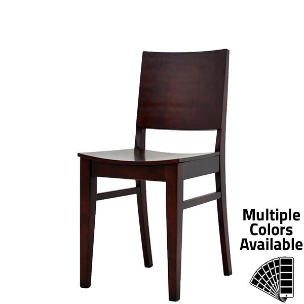 WC 305 Latitude Wood Frame Chair